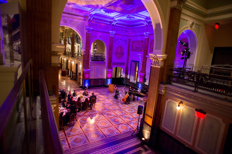 The Great Hall, Image courtesy of Erin Scott