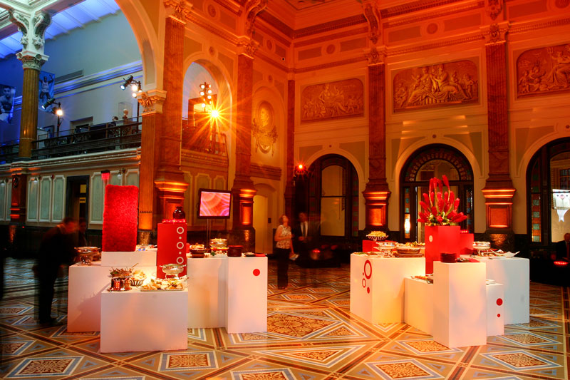 The Great Hall, Image courtesy of FotoBriceno LLC