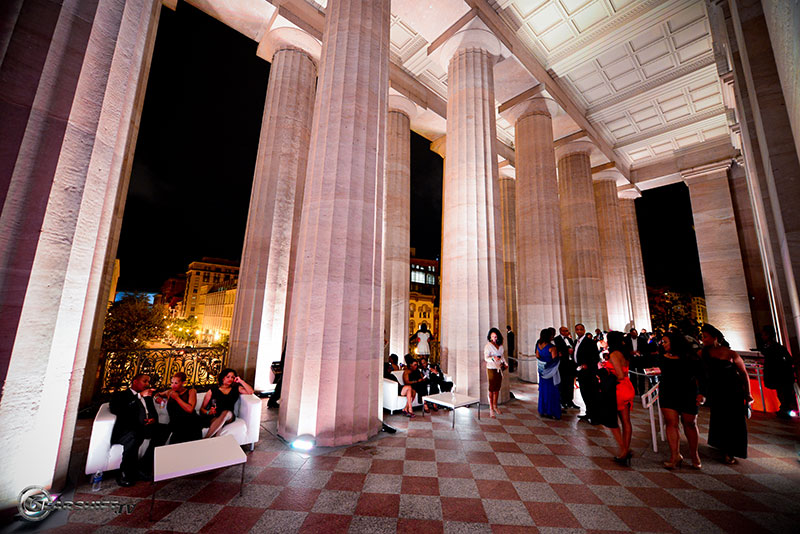 The Portico, Image courtesy of Gearshift Productions LLC